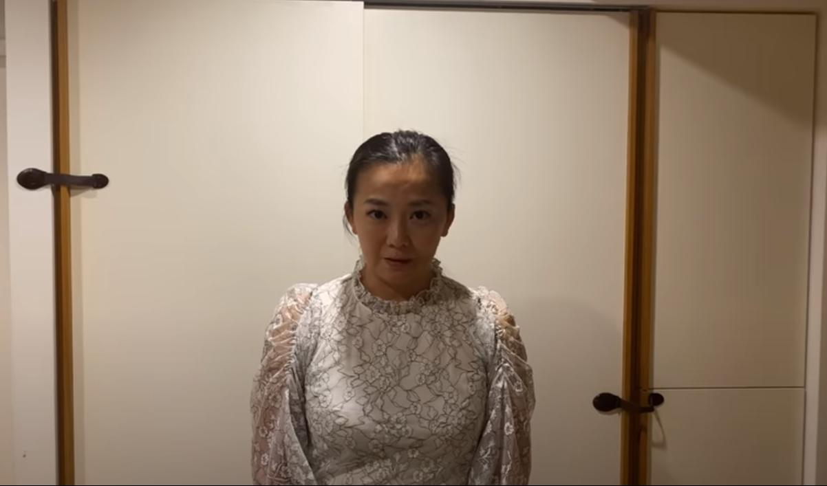 華原朋美謝罪動画
